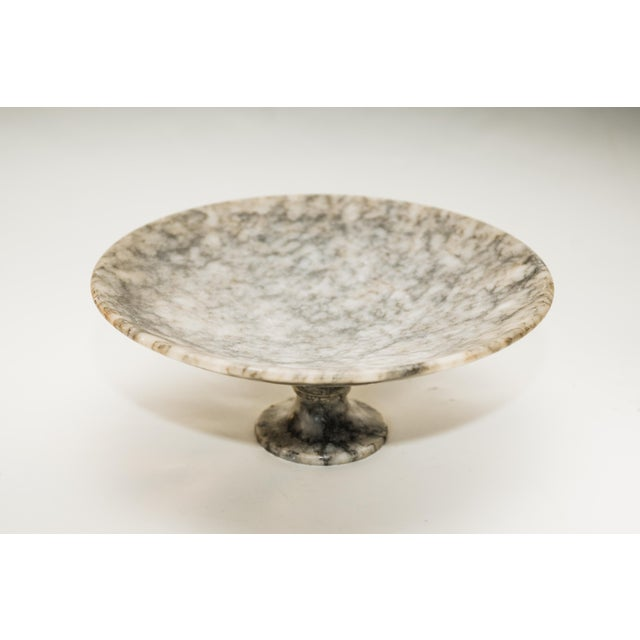 Vintage Italian Alabaster Tazza For Sale In South Bend - Image 6 of 6
