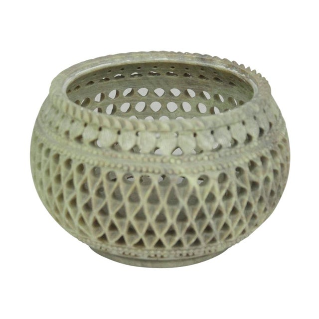 Marble Pierced Bowl - Image 4 of 4