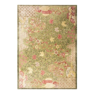 """Antique Chinese, Art Deco Rug 11'10"""" X 17'2"""" For Sale"""