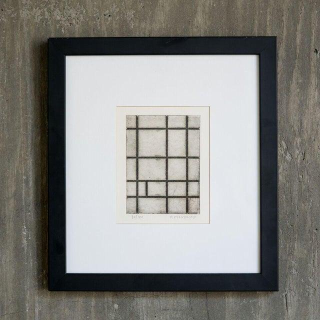 Piet Mondrian Slant select -- Untitled P. Mondrian For Sale - Image 4 of 4