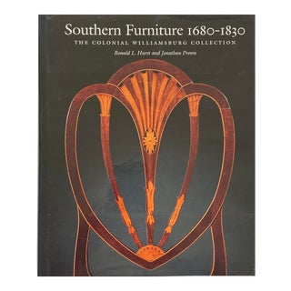 Southern Furniture 1680-1830, The Colonial Williamsburg Collection For Sale