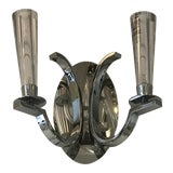 Image of Cromo Sconce Wall Light For Sale