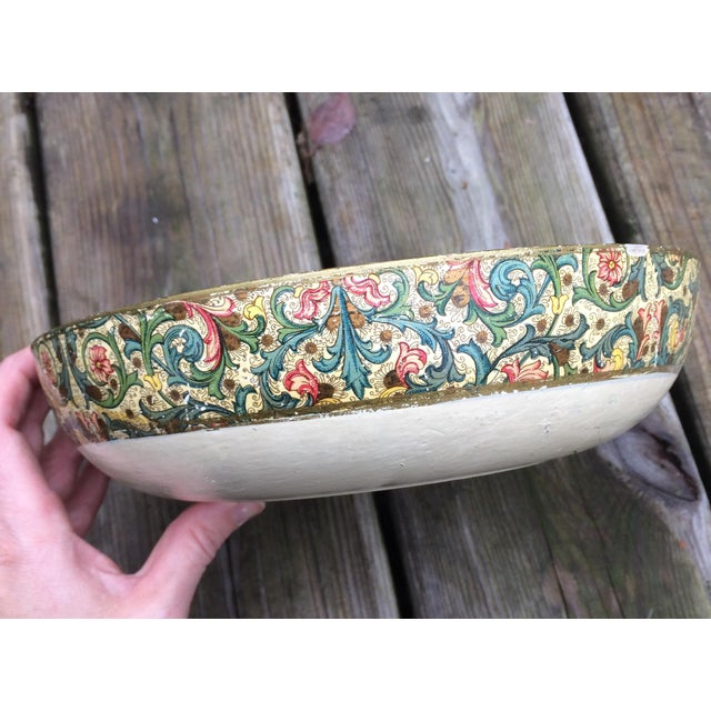 Boho Floral Catch All Bowl - Image 3 of 8