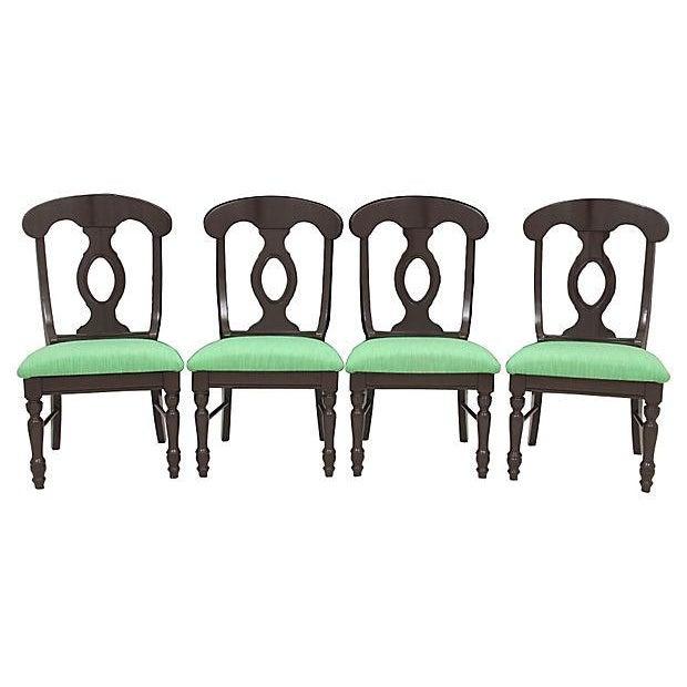 Biedermeier Kate Spade Dining Chairs - Set of 4 - Image 8 of 8