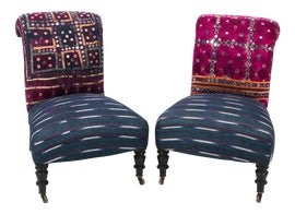 Image of English Dining Chairs