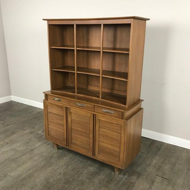 Century Furniture For Sale: Vintage Willett Furniture Mid-Century Hutch
