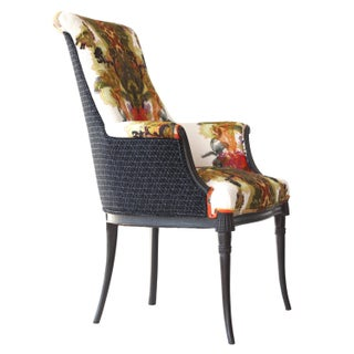 London Calling Upholstered Armchair Preview