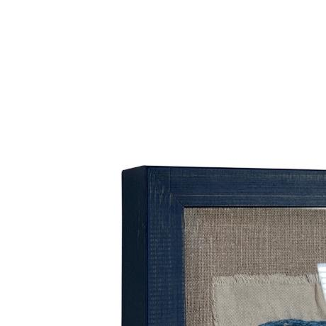 Framed Antique Suzanni Floated on Belgian Linen For Sale In Los Angeles - Image 6 of 7