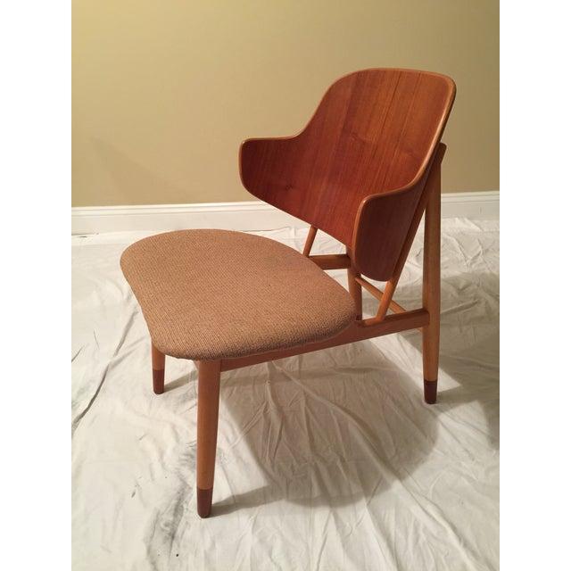 Ib Kofod Larsen Mid-Century Modern Penguin Chair For Sale - Image 6 of 9
