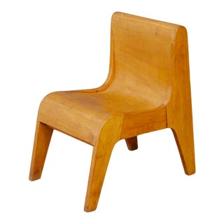 Children Italian Chair Prototype by Pierluigi Ghianda, 1960s For Sale