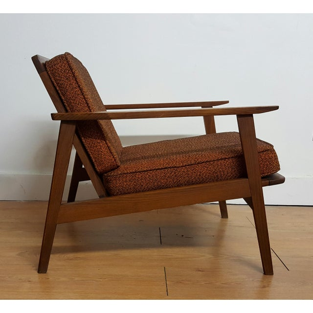 Adrian Pearsall Craft Associates Modern Lounge Chair - Image 4 of 6