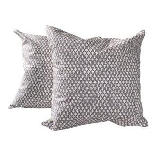 Lilac Sister Parish Pillows - A Pair