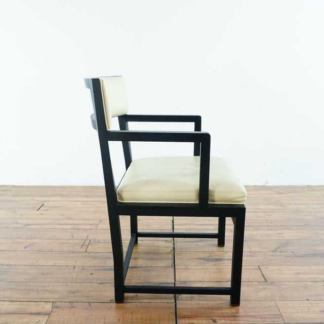 White B&b Italia Side Chairs - a Pair For Sale - Image 8 of 11