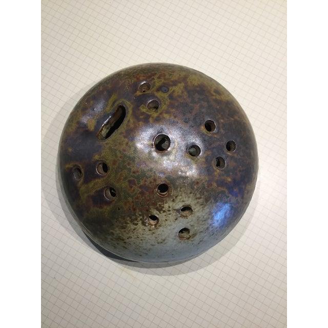 Frank Tromborg Weed Pottery Vase - Image 2 of 4