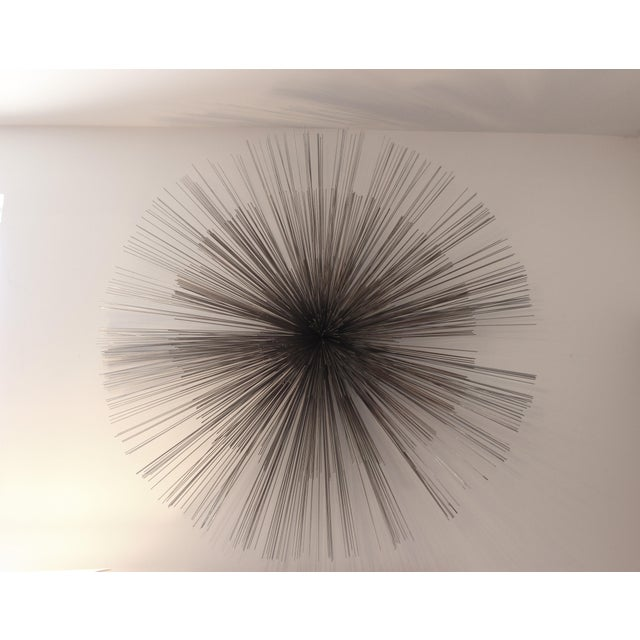 Artisan House Curtis Jere Pom Pom Wall Sculpture For Sale - Image 4 of 11