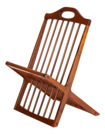 Image of Walnut Magazine Racks