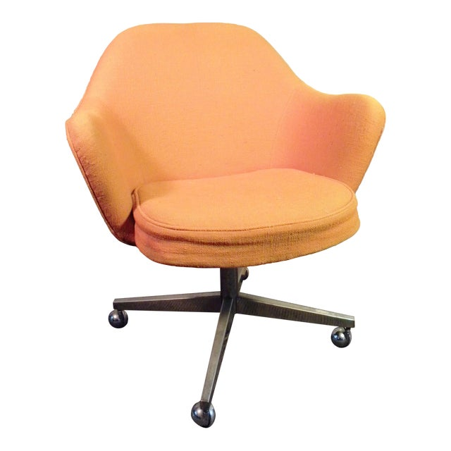 Vintage Knoll Mid-Century Office Chair - Image 1 of 6