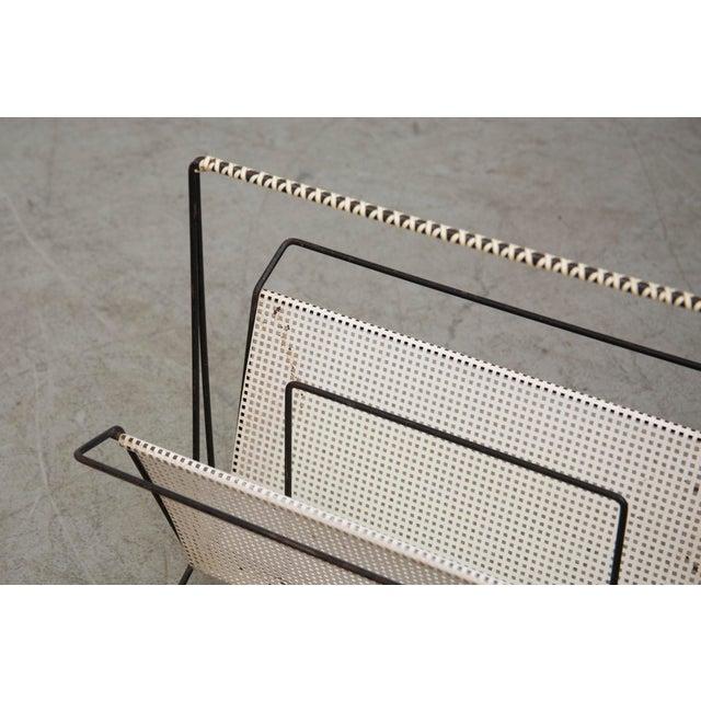 Pilastro Style Wire Magazine Rack - Image 6 of 7