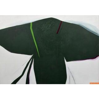 Large Robert Kiley Painting, AK Series