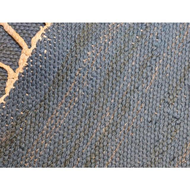 Contemporary Vintage Swedish Kilim Rug by Brita Grahn For Sale - Image 3 of 7