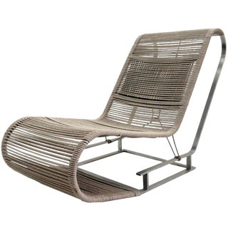 Modern Ole Henriksen Easychair Prototype Lounge Chair For Sale