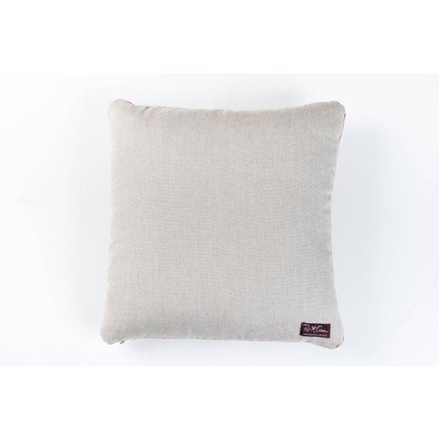 Indian Kalamkari Pillow For Sale - Image 4 of 5