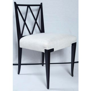 Tommi Parzinger Double 'X' Back Chairs - Set of 4 Preview