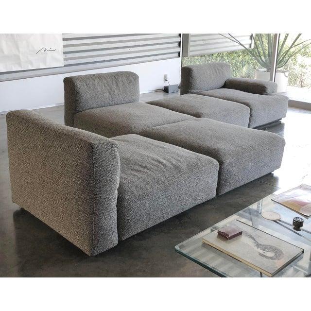Cassina Mex Cube Sectional Modular Sofa | Chairish