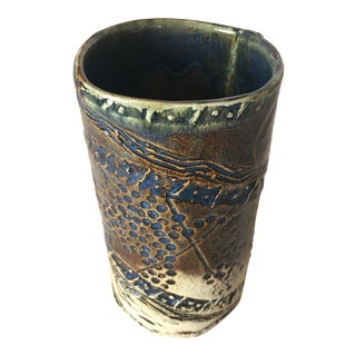 Handmade Tumbler by Belinda Quené For Sale
