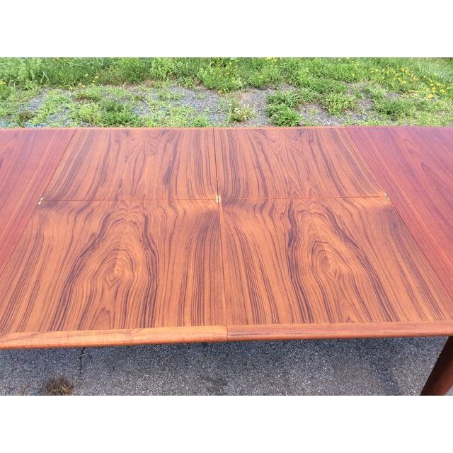 Refurbished Falster Teak Dining Table - Image 11 of 11
