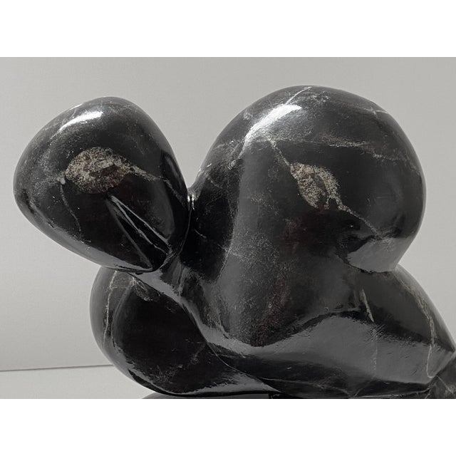 """SICA Vintage Sica """"The Embrace: Mother and Child"""" Sculpture 44 of Edition of 100 For Sale - Image 4 of 12"""