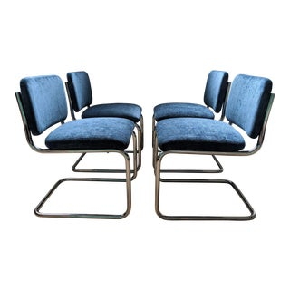 Breuer Cesca Style Chairs by Stendig - Set of 4
