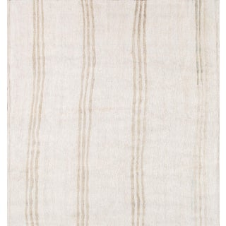 "Turkish Pasargad Kilim Hemp Rug - 5' 11"" X 6' 2"" For Sale"
