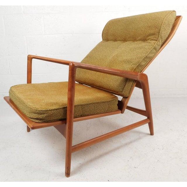 Ib Kofod-Larsen High Back Lounge Chair - Image 9 of 10