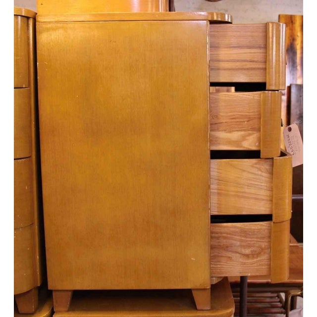 Metal Pair of Flo Related Flexible Dressers For Sale - Image 7 of 9