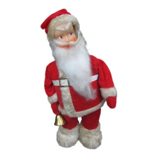 1950s Santa Claus Battery Operated Toy For Sale