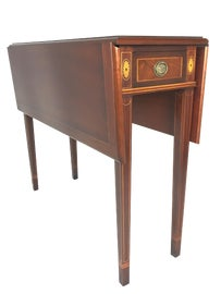 Image of Narrow Side Tables