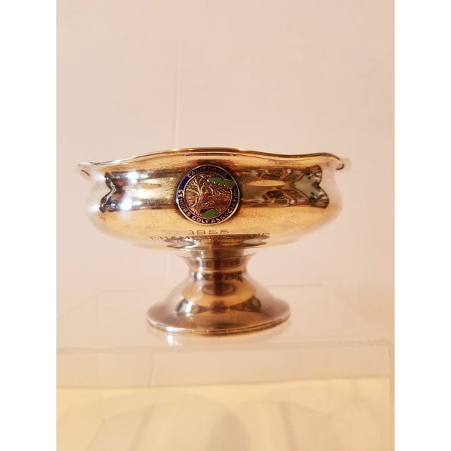 Silver Golf Trophy For Sale - Image 9 of 9