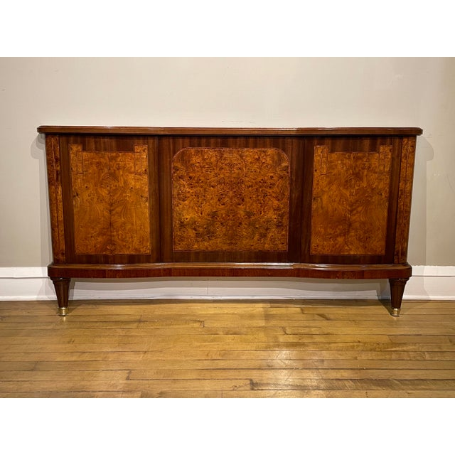 19th Century French Empire Bed For Sale - Image 4 of 10