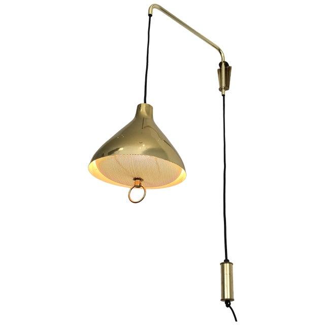 Lightolier Gerald Thurston Up/Down Swing Lamp - Image 1 of 11