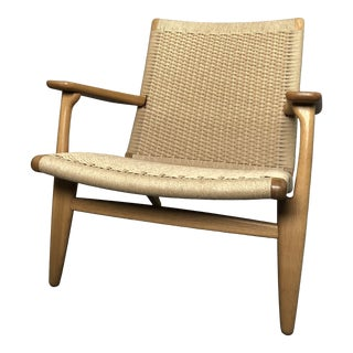 Wegner Easy Chair For Sale