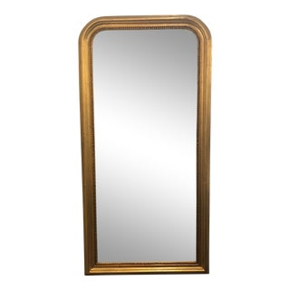 Gilded Louis Phillipe Mirror