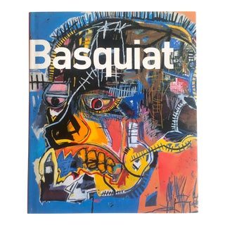 Jean Michel Basquiat Brooklyn Museum Exhibition 1st Edtn Collector's Art Book