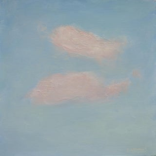 Cloud Study 'Dance' Contemporary Painting by Stephen Remick For Sale