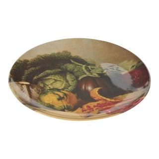 Harvest Medium Platter For Sale