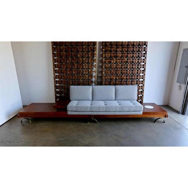 Mid-Century Modern Martin Borenstein Sofa For Sale - Image 3 of 13