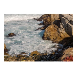 """""""Monterey Bay"""" Contemporary Limited Edition Original Print For Sale"""