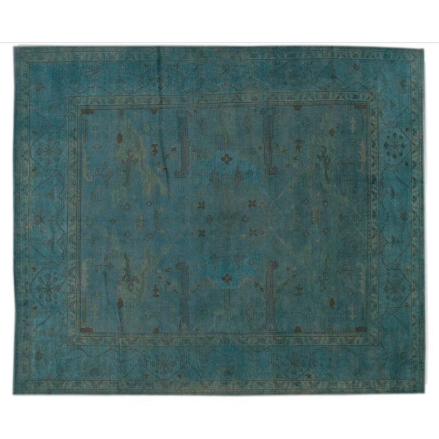 "Apadana Over-Dyed Rug - 12' X 14'8"" - Image 1 of 10"