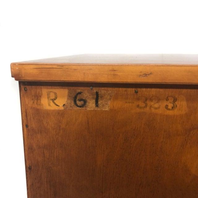 Brown Mid Century Modern Tall Dresser by John Stuart for Johnson Furniture For Sale - Image 8 of 13