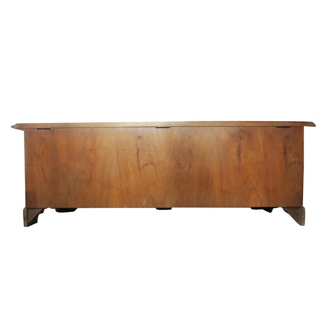Lane Low Paneled Cedar Chest - Image 5 of 9